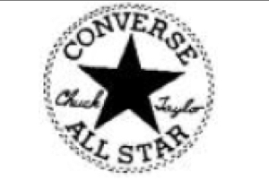 Converse All Star mark
