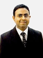 Patent and trademark attorney Premsai Chandrasekaran