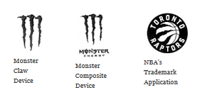 Monster Device vs Toronto Raptors Device